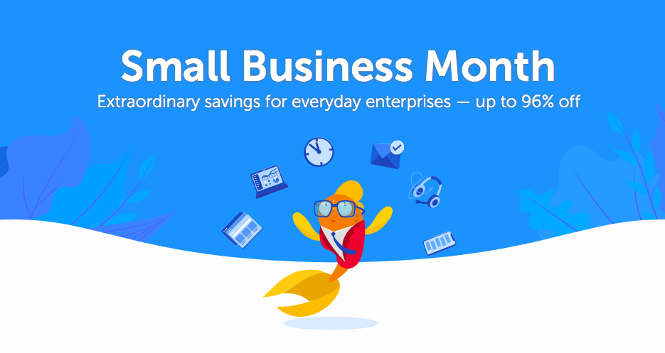 Namecheap small business offers 96% off July 2020