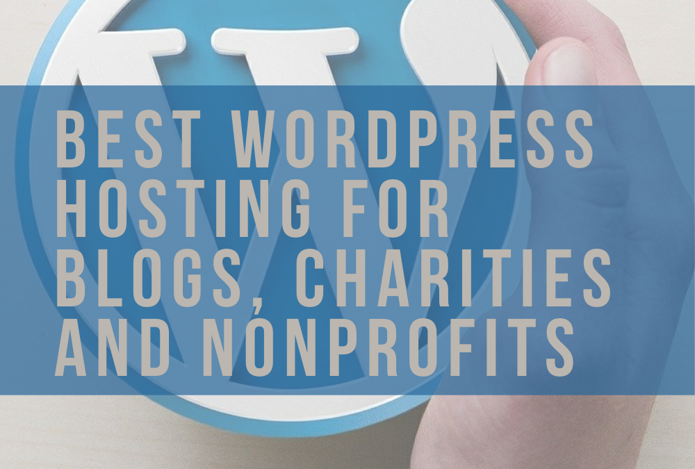 Eco Friendly WordPress: Choosing The Best Website Host For Bloggers, Charities & Nonprofits