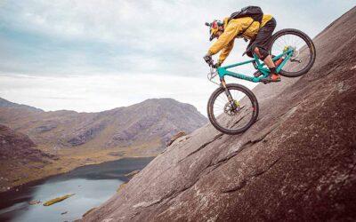 "Red Bull Athlete Danny Macaskill Mountain Bike ""The Slabs"" Video"