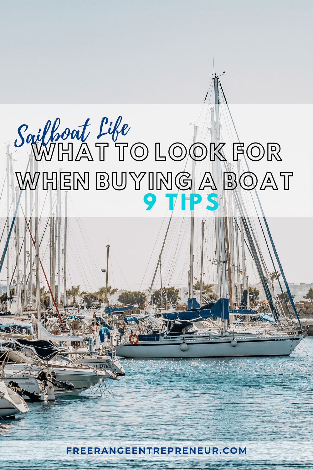 What To Look For When Buying A Boat Pin Free Range Entrepreneur