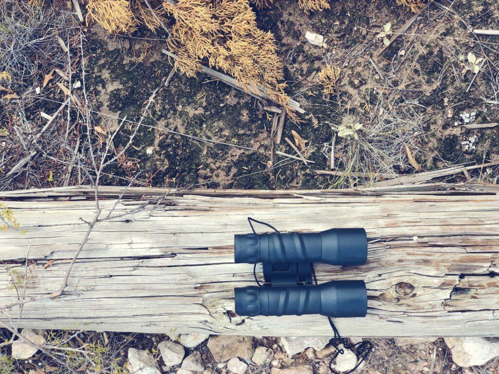 binoculars outdoor adventure