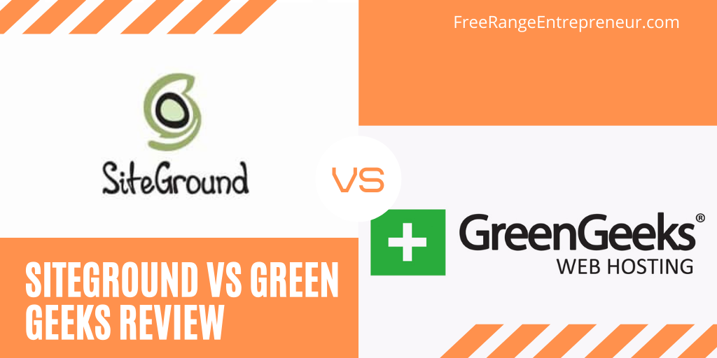 GreenGeeks vs SiteGround Ultimate Review