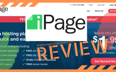 iPage Definitive Review